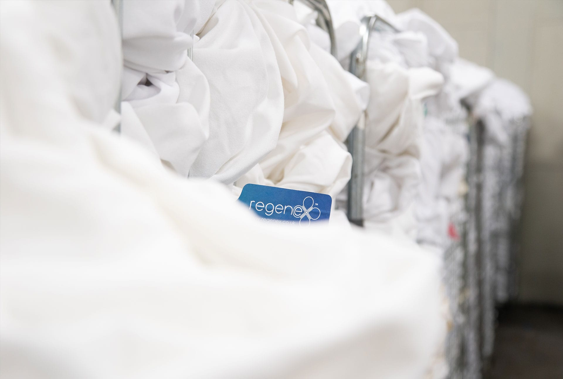 Regenex tells all to Laundry and Cleaning Today