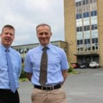 David Midgley and Paul Hamilton of Regenex